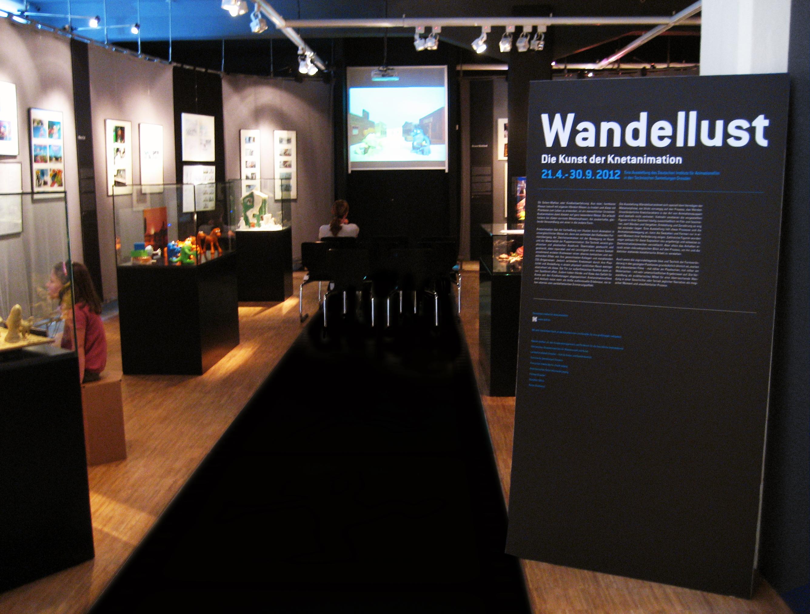 Wandellust udstilling
